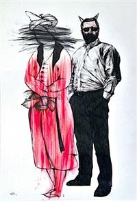 portrait d'homme by mohsen ahmadvand