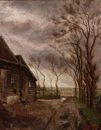 landscape by dirk smorenberg