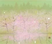 春おぼろ (spring haze) by toshio tabuchi