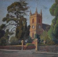 st. anne's anglican church, ryde by douglas robert dundas