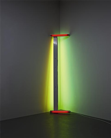 untitled to pat and bob rohm by dan flavin