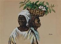 flower ladies by alice scott