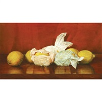 wrapped lemons by william j. mccloskey