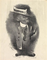shorty george by norman lewis