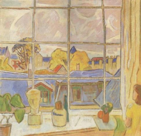 ateliervinduet by georg jacobsen