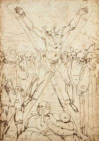 le martyr de saint andré by giovanni battista paggi