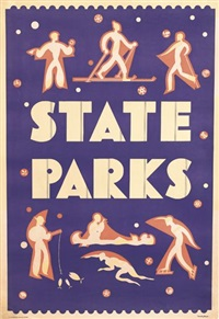 state parks by dorothy waugh