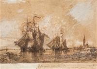 Port d'Anvers, 1892