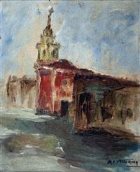 capilla by miguel carlos victorica