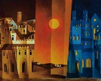 voltare pagina, la città della notte by franco fortunato