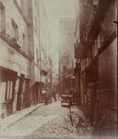 paris by eugène atget