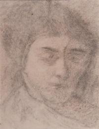 portrait by achille emperaire