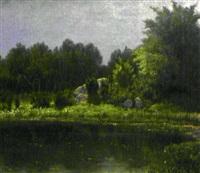 l'étang by hans christian fischer