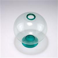 vase trasparento by carlo scarpa