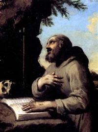 saint françois d'assise by alessandro tiarini