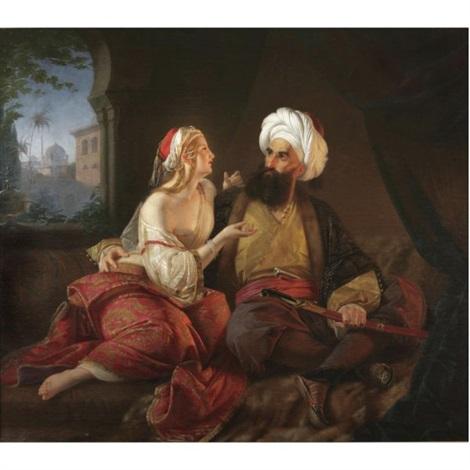 the pasha's favourite (ali pasha and kira vassiliki) by paul emil jacobs