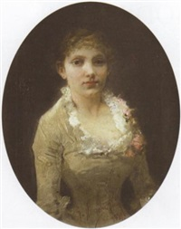 jeune femme by simoni