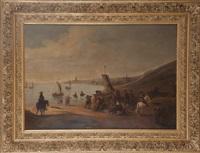 le retour de la pêche by cornelis beelt