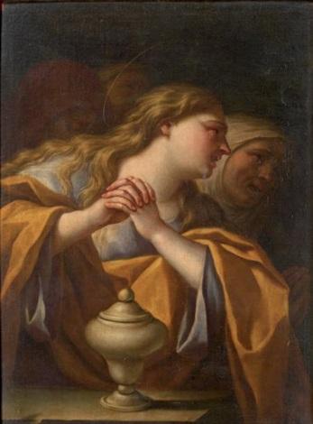 sainte marie madeleine by luca giordano
