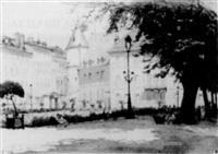 le jardin de ville by joanny j. drevet