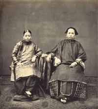 une mère et sa fille by milton m. miller