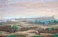 jeruzsálem látképe by karoly miksa reissmann