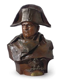 bust of napoleon by renzo colombo