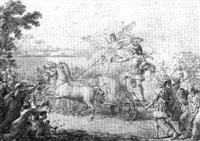 mythological scene by giuseppe cammarano