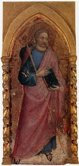 saint james the greater by alvaro di piero (pedro)