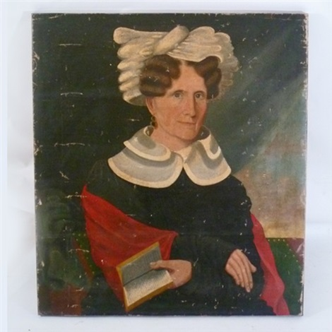 untitled portrait by ammi phillips