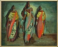 Three (Mapogga) Women, 1952