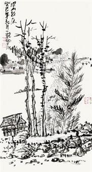 深山投友 by jiang guohua