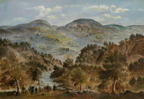 landscape by henry c. gritten
