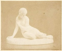 eve, lacock abbey by william henry fox talbot