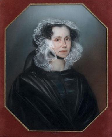 portrait by théophile emmanuel duverger