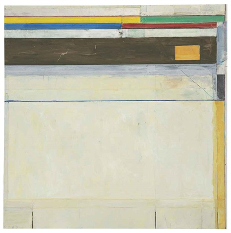 ocean park no121 by richard diebenkorn