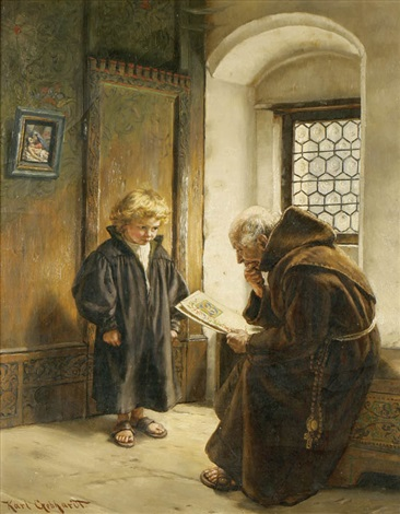 the young scribe by karl gephardt