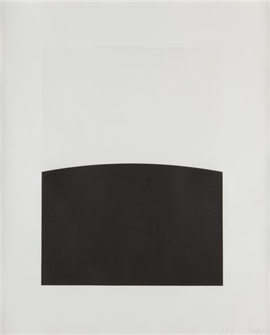 cluny from third curve series by ellsworth kelly