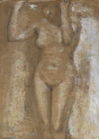 desnudo by armando reverón