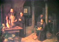 in der klosterkuche by ludwig valenta