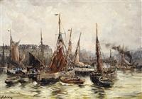 le port by henri arden