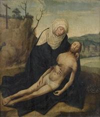 piéta by flemish school-bruges (16)