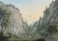 alpabzug by konrad corradi