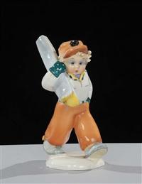 giovane sciatore by tarcisio tosin