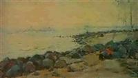 sur la mer d'azov by nicolay andretsov