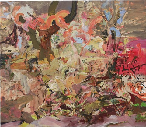 sap by cecily brown