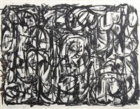 refractions by lee krasner