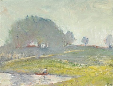 landscape by lloyd frederic rees