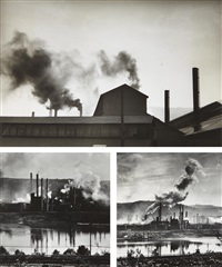 selected images (3 works) by walker evans