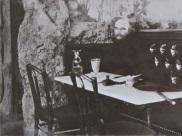le poète paul verlaine au café françois ier, le 28 mai 1892 by paul marsan dornac